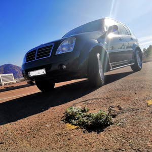 Used condition SsangYong Rexton 2013 with 1 - 9,999 km mileage