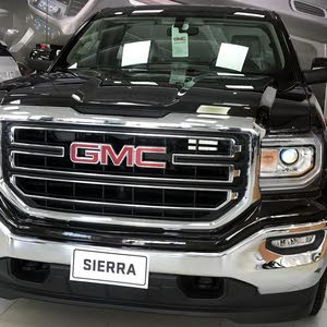 GMC Sierra 2018 For sale - Black color