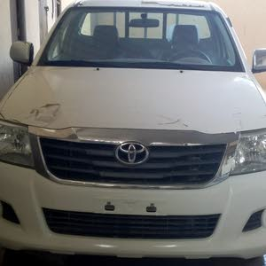 Manual Toyota 2012 for sale - New - Misrata city