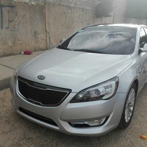 Kia Cadenza 2012 For sale - Silver color