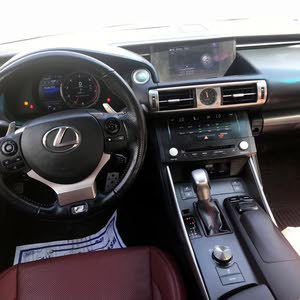 Used condition Lexus IS 2016 with  km mileage