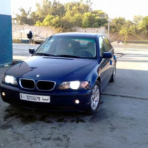 130,000 - 139,999 km BMW 318 2004 for sale