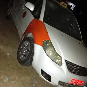 للبيع سزوكي موديل 2009 سياره به حادث بصيط من تحت و اليرباج متبطل