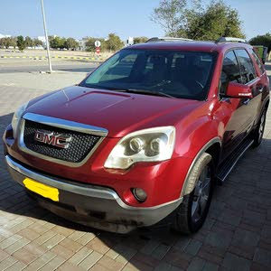 2011 Gmc Acadia law kilometers used by Indian