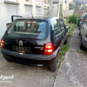 2002 Used Opel Corsa for sale