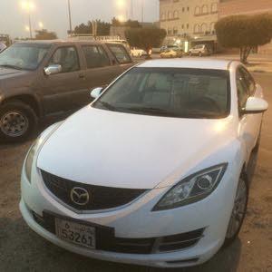 Mazda 6 2010 For sale - White color