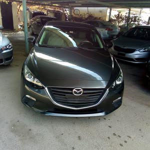 Mazda 3 car for sale 2016 in Amman city