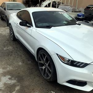 Ford Mustang Used in Sharjah