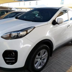 Kia Sportage 2017 1.6L Full Option(without sunroof)