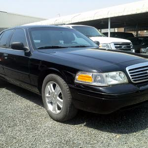 Ford Crown Victoria Used in Sharjah