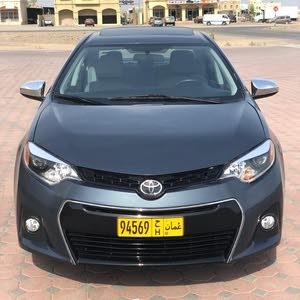 Toyota Corolla 2014 For sale - Grey color