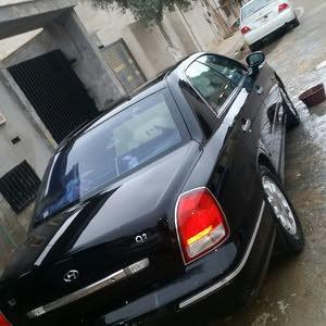 سيارة هونداي أزيرا أنظيفة متشكي من شيء