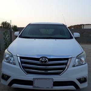 Toyota Innova 2015 For sale - White color
