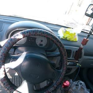 For sale 2002 Blue Clio