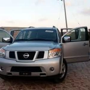 New Nissan Armada for sale in Benghazi