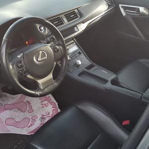 Hybrid Fuel/Power   Lexus CT 2014