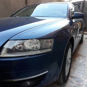 Audi A6 car for sale 2006 in Tripoli city