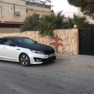 Automatic Kia 2013 for sale - Used - Irbid city