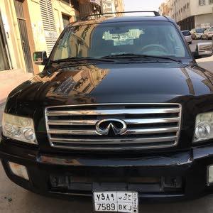 Infiniti QX56 2006 For sale - Black color