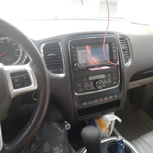 Automatic Black Dodge 2012 for sale