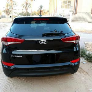 Black Hyundai Tucson 2018 for sale