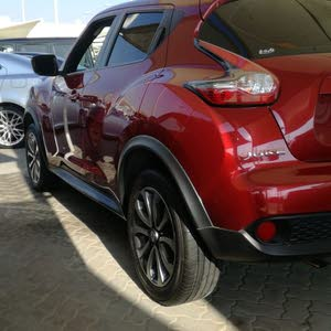 Gasoline Fuel/Power   Nissan Juke 2016