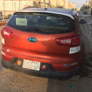 Used Kia Sportage for sale in Baghdad