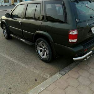 Automatic Green Nissan 2004 for sale
