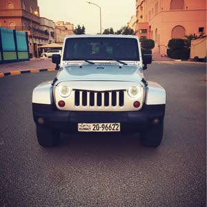 Used condition Jeep Wrangler 2009 with  km mileage