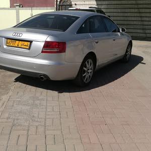 Audi A6 2007 For sale - Silver color