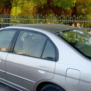2006 Used Civic with Automatic transmission is available for sale