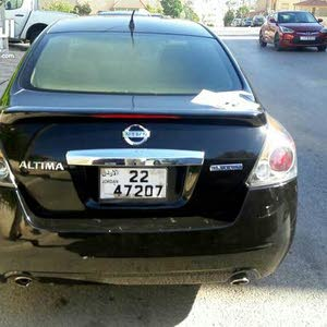 Used Nissan Altima for sale in Amman