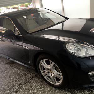 condition Porsche Panamera 2010 with  km mileage