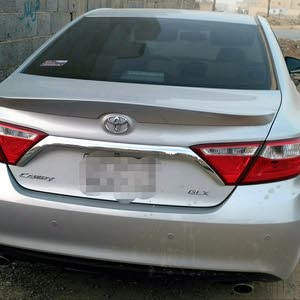 Toyota Camry car for sale 2017 in Al Riyadh city
