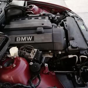 BMW 523 مديل 2000