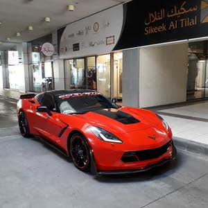 Chevrolet Corvette car for sale 2015 in Kuwait City city