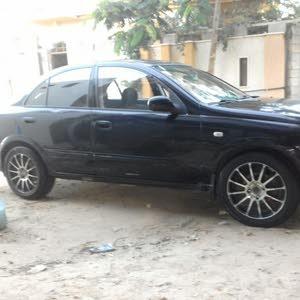 Nissan Sunny in Tripoli