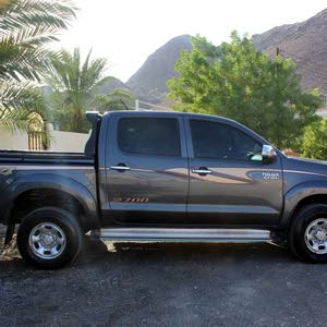 Manual Toyota 2012 for sale - Used - Rustaq city
