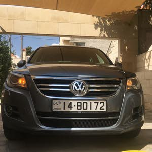 2009 VW Tiguan 2000cc Turbo