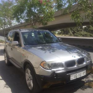 BMW X3 car is available for sale, the car is in Used condition