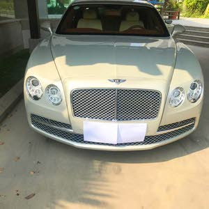 Bentley Flying Spur car is available for sale, the car is in Used condition