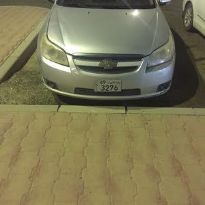 km mileage Chevrolet Epica for sale