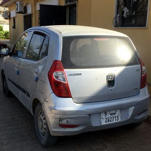 Hyundai i10 car for sale 2012 in Benghazi city