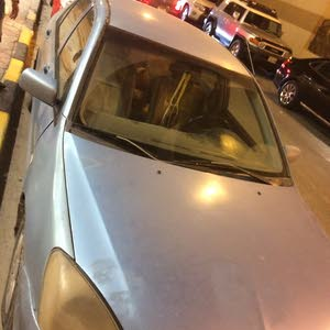 Used condition Mitsubishi Lancer 2004 with +200,000 km mileage