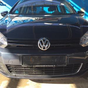 Gasoline Fuel/Power   Volkswagen Golf 2012