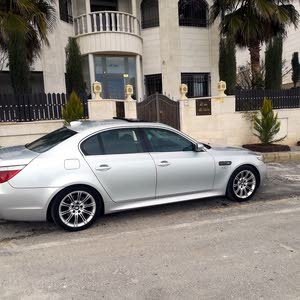 Automatic BMW 2008 for sale - Used - Amman city