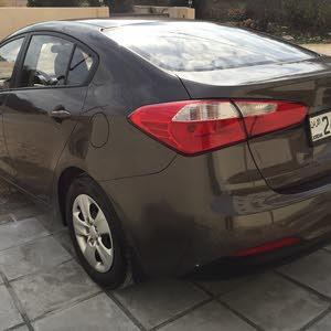 Kia Cerato car for sale 2014 in Ajloun city