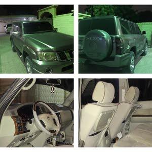 Nissan Patrol Used in Ajman