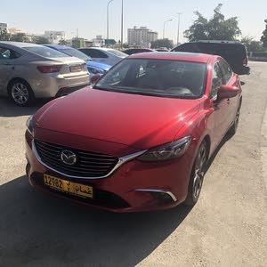 Mazda 6 luxury 2.5 L AT 2017 model Company Used Vehicle