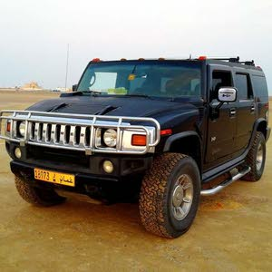 Automatic Hummer 2006 for sale - Used - Ibri city